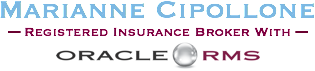 Marianne Cipollone Registered Broker with Oracle RMS Insurance Risk Management Services